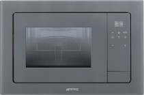 "Печь Микроволновая Smeg Fmi120S1 - Техника для кухни ""TECHNO-BT"", Екатеринбург"